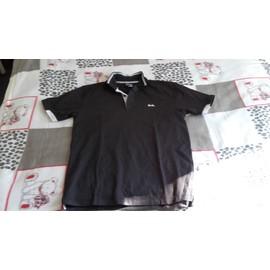 Polo Lonsdale Coton M Noir