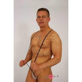 String Plage Homme Thong Man Beach Underwear Gay La Diva