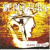 Slave Of God - 12 Titres Live - Rare Cd - Soulfly - Sepultura