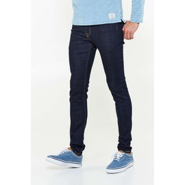 Jeans Lee Malone Skinny Blue Cause Brut Homme