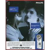 Publicit� Papier - Rasoir Philishave De Philips De 1989