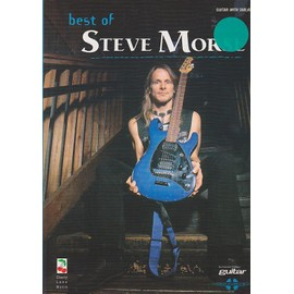 Best of Steve Morse - GUITAR WITH TABLATURE