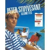 Publicit� Papier - Allumettes Peter Stuyvesant De 1989