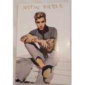 Carte Justin Bieber