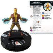 Heroclix- Shocker # 014 (The Sup�rior Foes Of Spider Man)