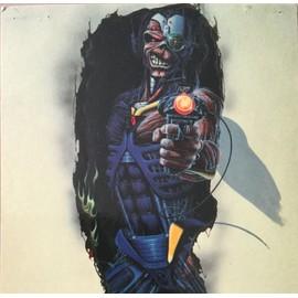 Carte collection Iron Maiden