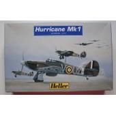 Maquette Avion Hurricane Mk1