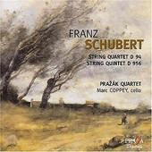 Schubert - Prazak Quart. - String Quint. D956/String Quart. D94 - Sacd (Super Audio Cd)
