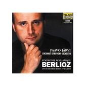 Paavo J�rvi - Berlioz - Symphonie Fantastique - [Sacd] (Super Audio Cd)