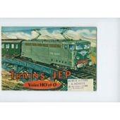 Trains Jep Voies Ho Et O 1960 61