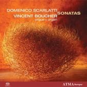 Domenico Scarlatti - Organ Sonatas- Sacd (Super Audio Cd)