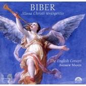 Biber - Missa Christi Resurgentis Von The English Concert - Manze - Sacd (Super Audio Cd)