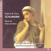 Robert And Clara Schumann - Works For Oboe And Piano - Sacd (Super Audio Cd)