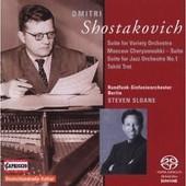 Dmitry Shostakovich - Shostakovich - Moscow Cheryomushki - Sacd (Super Audio Cd)