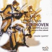Beethoven - Complete String Quartets Vol.1. / Prazak Quartet - Sacd (Super Audio Cd)