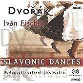 Antonin Dvorak - Slavonic Dances (Fischer) - Sacd (Super Audio Cd)