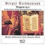 Sergey Rachmaninov - Vespers Op 37 - (Brych, Prague Philarmonic Choir - Sacd (Super Audio Cd)
