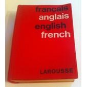 Dictionnaire Fran�ais Anglais, Anglais Fran�ais [Jan 01, 1928] Louis Chaffurin de LOUIS CHAFFURIN