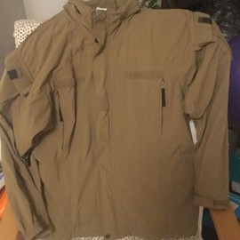 Veste Us Softshell Mfh Coyote - Taille Xl