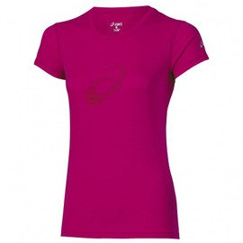 Asics T-Shirt Graphic Ss Top Lady