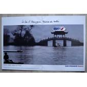 Publicit� Papier - Air France De 1990