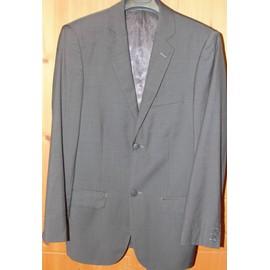Costume Griffe Noir Taille 46 Entier
