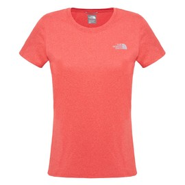 The North Face W Reaxion Amp Crew Tee-Shirt Manches Courtes