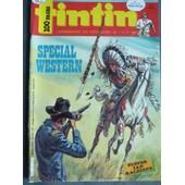 Tintin Journal, Special Western, Articles Tibet, Hermann Derib L&f Funcken, Belmondo, Sergio Leone