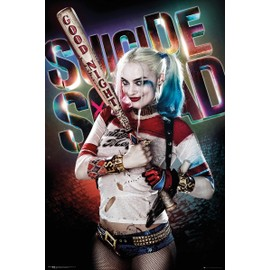Suicide Squad Maxi Poster 61 X 91,5 Cm Harley Quinn Good Night