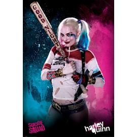 Suicide Squad Maxi Poster 61 X 91,5 Cm Harley Quinn