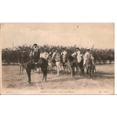 Maroc - Carte De 1915 - Cavaliers Arabes