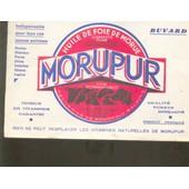 Buvard Morupur