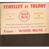 Buvard Wood-Milne