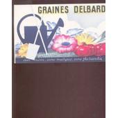 Buvard Graines Delbard