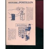 Buvard Histoire Du Postillon