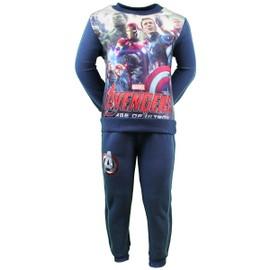 Jogging Enfant Avengers Bleu Marine