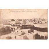 Rabat - Carte Postale De 1915 - Partie Centrale De La Ville
