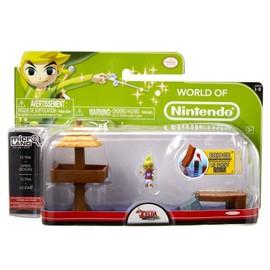 Figurine Zelda - World Of Nintendo - Tetra + Open Ocean