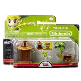 Figurine Zelda - World Of Nintendo - Link + Outset Island