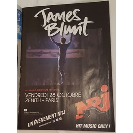 poster a4 james blunt
