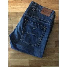 Pantalon Armani Jean 34 Bleu