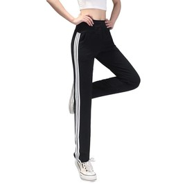 Keral Femme Casual Pantalon De Sport Tricoter Sportswear Longue Jogging