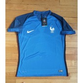 Maillot Fff Equipe De France Euro 2016 Taille M Player Issue Griezmann