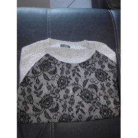 Pull Guess Acrylique S Argent�