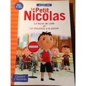 Le Petit Nicolas : 2 Histoires - La Lecon De Code Et Le Chouchou A La Poisse de sem�
