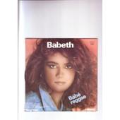 Baby Reggae / B�be Reggae - Babeth (Ex Hallyday)
