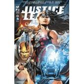 Justice League + Justice League Of America + Flash + Wonder Woman + Green Arrow : Justice League Univers N� 2 ( Avril 2016 ) de geoff johns & jason fabok / collectif
