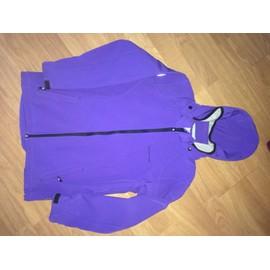 Softshell Color Kids 12 Ans Violet