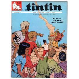Tintin N� 1070 Du 1/05/1969 : Alix Et... Le Dieu Sauvage !