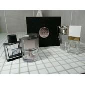 Lot De Flacons De Parfums Vides